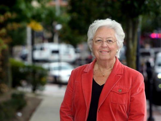 Assemblywoman Sandy Galef, D-Ossining.