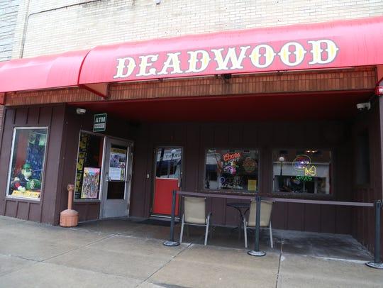 Deadwood Tavern on Dubuque Street in downtown Iowa