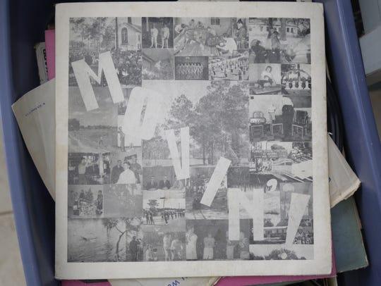 Joe McCann found an album of the Dozier School for