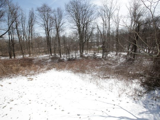 The proposed future site of the Upper Westchester Muslim
