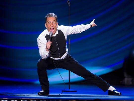 Sebastian Maniscalco brings his comedy to the Flynn