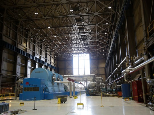 Work to replace the fuel rods at Indian Point 3 as well as the replacement, refurbishment and testing of equipment is underway as part of routine maintenance of the nuclear reactor in Buchanan on Mar. 20, 2017.