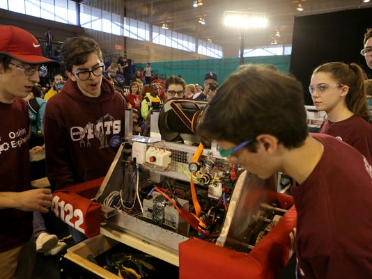 FIRST ROBOTIC COMPETITION