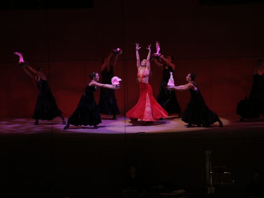 Venezuelan dancer Siudy Garrido is set to appear with the Des Moines Symphony in November.
