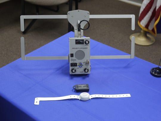 Oshkosh police will use a three receivers to triangulate