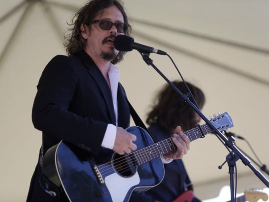 John Paul White will perform at Fifth & Thomas on Wednesday.