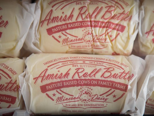 Ohio creamery takes on Wisconsin's tough butter laws.