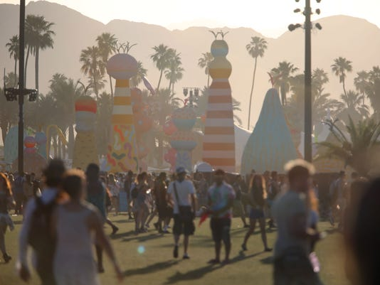 Entertainment: Coachella Valley Music and Arts Festival, DREAMCAR