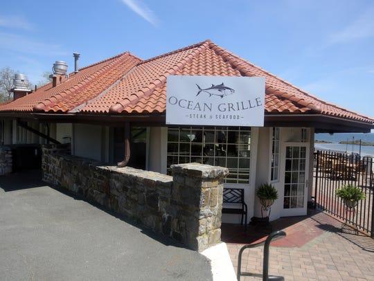 Ocean Grille in Rye Town Park.