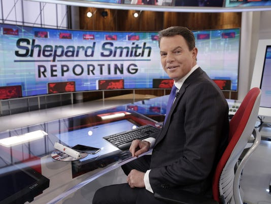 AP PEOPLE SHEPARD SMITH A ENT FILE USA NY