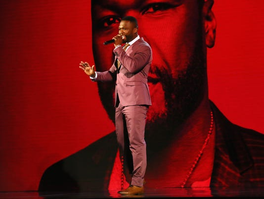 Man arrested for breaking into 50 Cent's sprawling mansion
