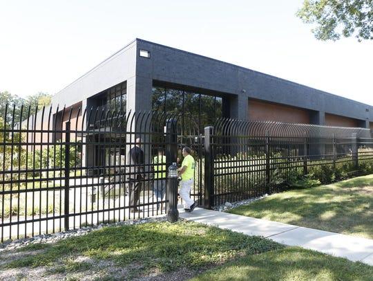 The development of the Bloomberg Data Center in Orangeburg