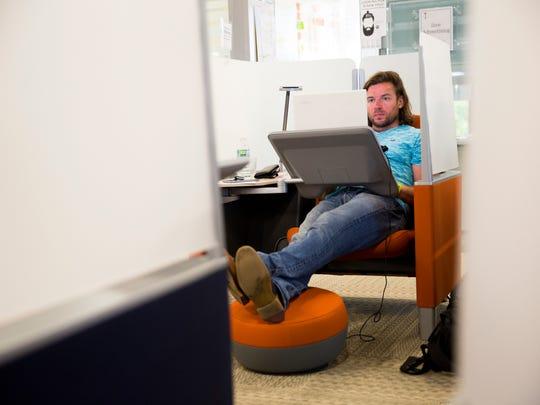 Ross Lissett, CEO and founder of software program Recite