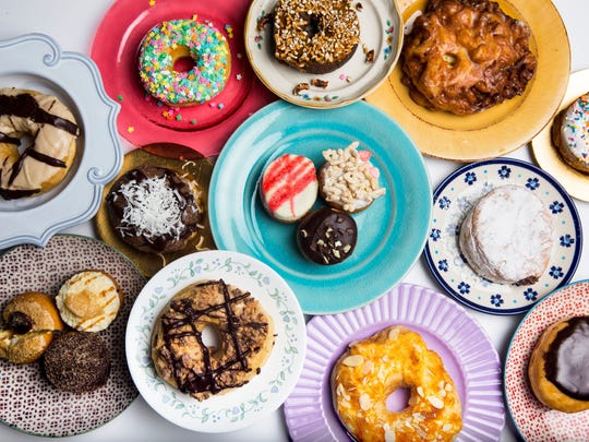 Celebrate National Doughnut Day around Southwest Florida with doughnuts from local shops.