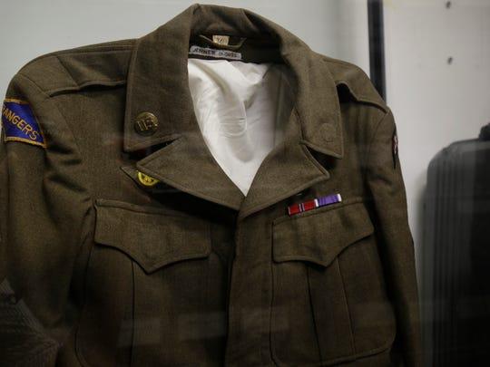 This uniform, pictured June 5 at FSU's Institute on