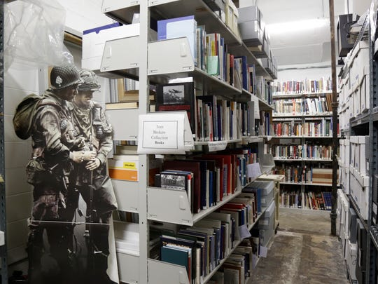 Florida State's Institute on Wold War II and the Human Experience contains more than 15,000 individual collections of historical documents and artifacts.