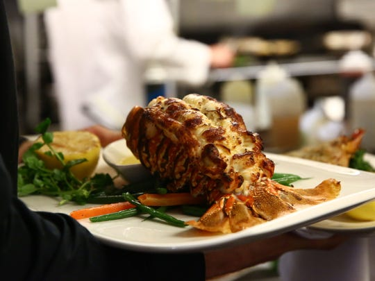 Oceanos South African lobster tail