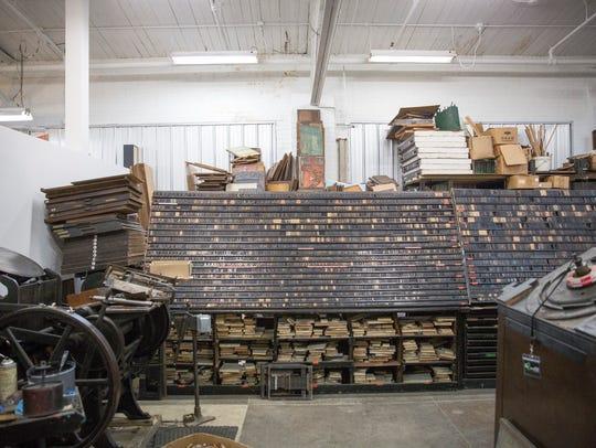 Tribune Showprint is one of the original tenants in