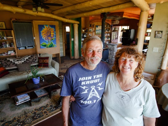 John Freeberg and Susan Walch used material from their