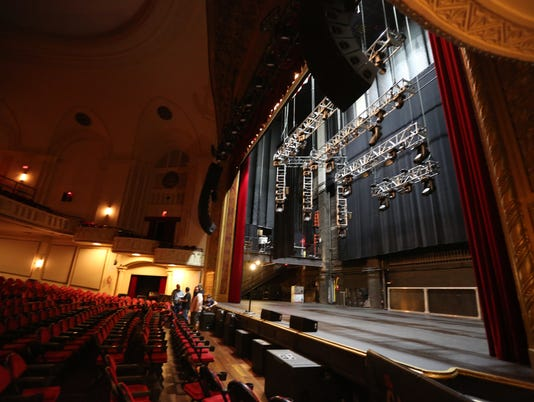 Capitol Theatre volunteers