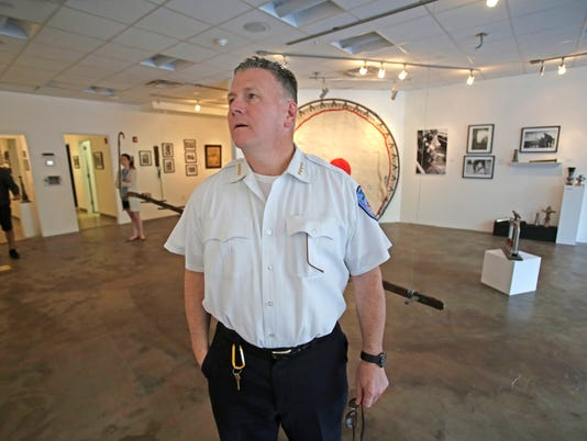 2. Yonkers Fire Department Photography show
