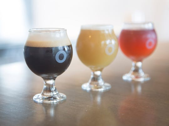 Ology Brewing Co. is on Sixth Avenue and opens Friday. The brewery will experiment with different beers and flavors.