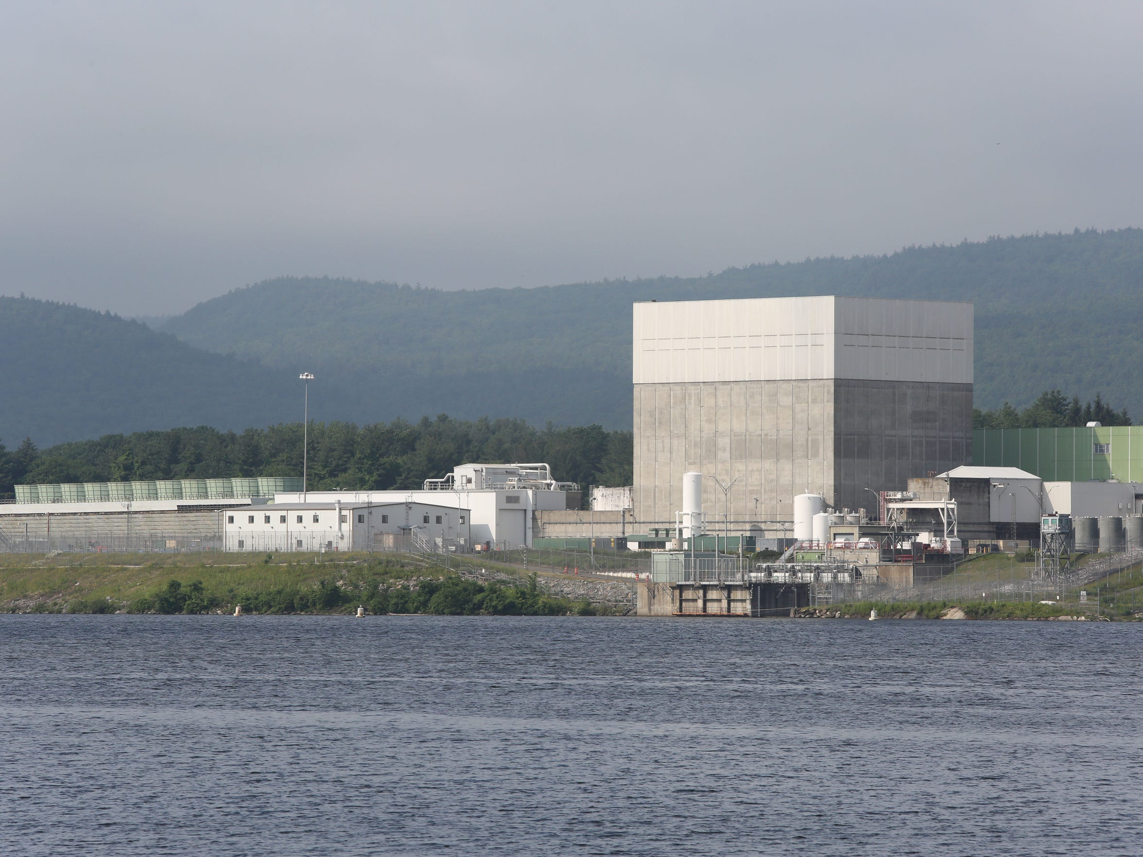 Video: Yankee Vermont Nuclear Power Plant
