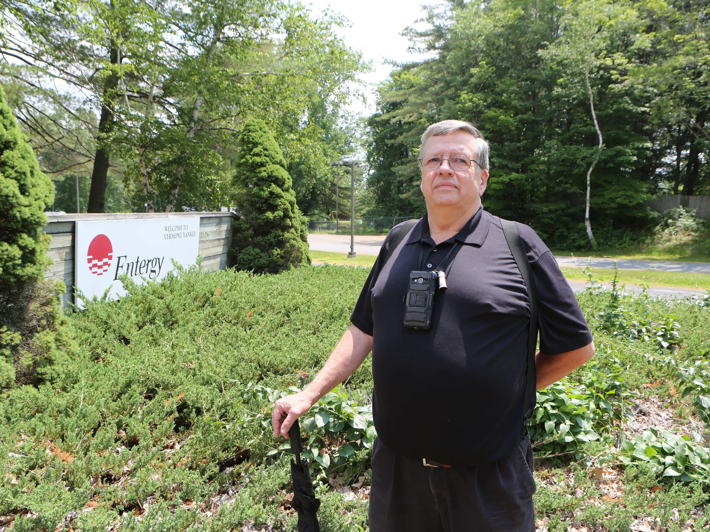 Stephen Skibniowsky, a former 43 year employee of Vermont