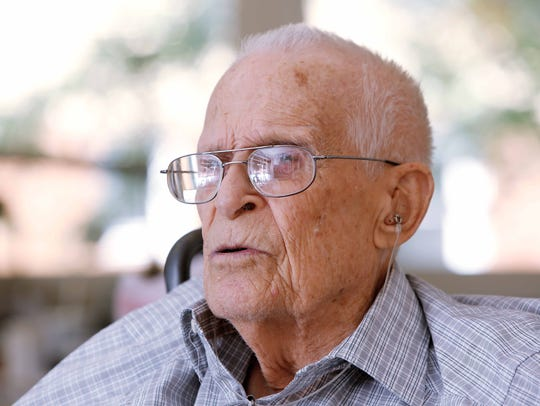 Hank turned 91 on Saturday, a day after a conversation