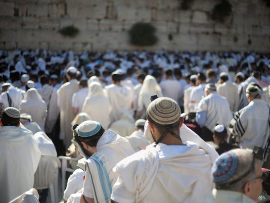 AP ISRAEL WESTERN WALL I FILE ISR