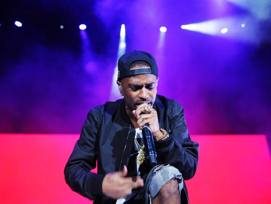 Rapper and Detroit native Big Sean will headline Common
