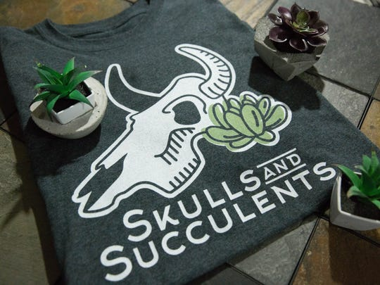 Skulls And Succulents Offers New Spin On Southwestern Apparel