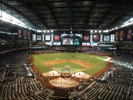 Diamondbacks vs. Rockies