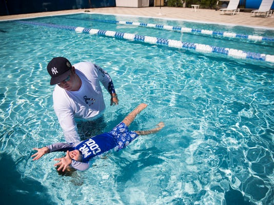 An ounce of prevention pool safety lessons for kids key to avoid drownings for According to jim the swimming pool