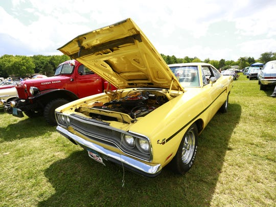 The 45th annual Iola Old Car Show runs Thursday, July 6 through Saturday, July 8 in Iola. All gates open at 6 a.m.