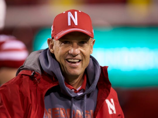 Mike Riley got Nebraska off to a 7-0 start and top-10