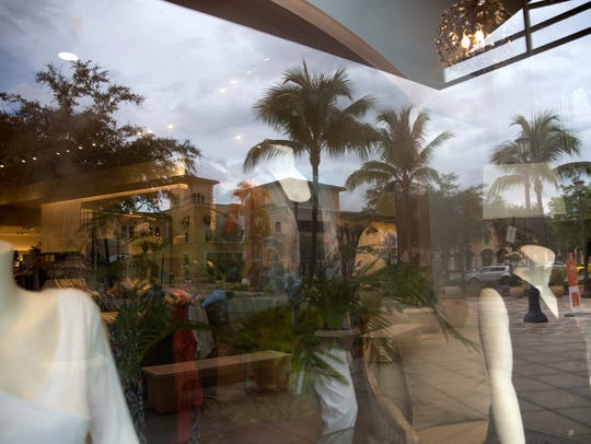 Soft Surroundings, a new store in Coconut Point mall,