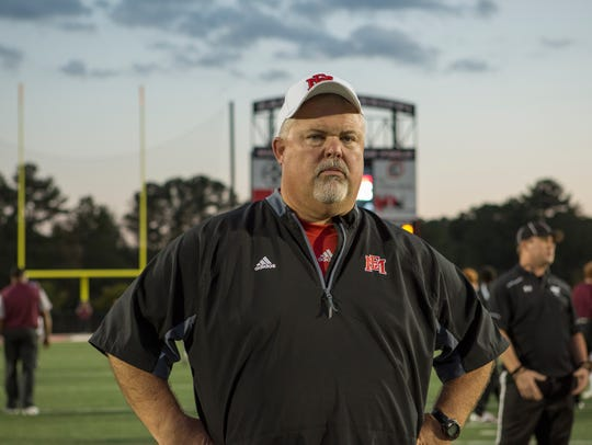 East Mississippi Community College coach Buddy Stephens
