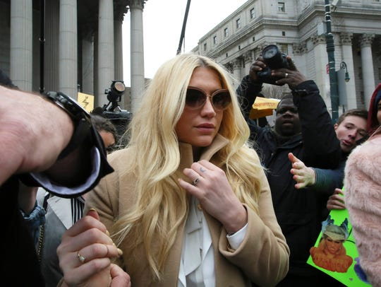 Kesha's most recent amended lawsuit against alleged