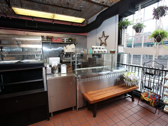 The interior of Brrzaar's second location, which will