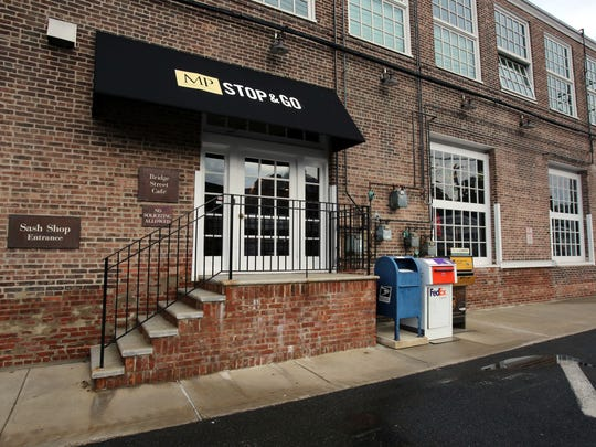 Brrzaar's second location, which will focus on hot foods for breakfast and lunch, will take over the old MP Stop & Go space at 1 Bridge Street in Irvington Aug. 15, 2017.
