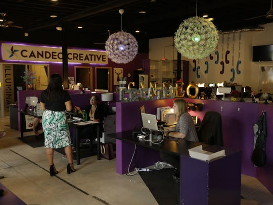 Candeo Creative in Oshkosh started five years ago with