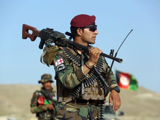 AP TRUMP AFGHANISTAN I AFG