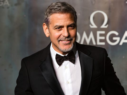 AP FILM FALL PREVIEW - GEORGE CLOONEY I ENT FILE GBR