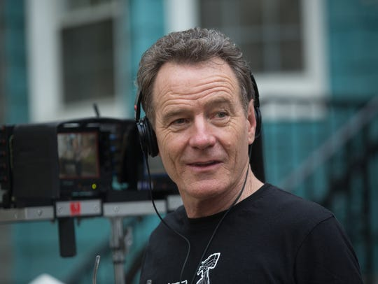 Bryan Cranston directs an episode of Amazon's 'Sneaky