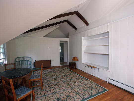 An apartment in the barn located on the property of