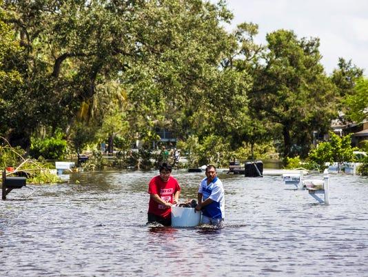 NDN 0910 Irma Aftermath Lee County 001