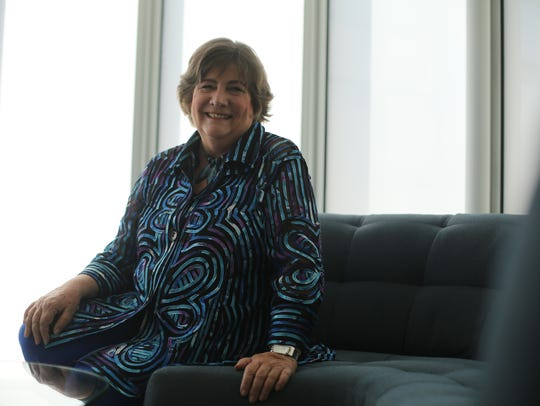 Palm Springs City Council candidate Judy Deertrack