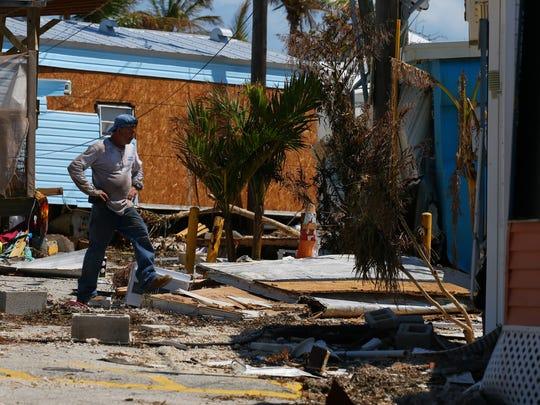 Residents of Sea Breeze Resort in Islamorada, Florida,
