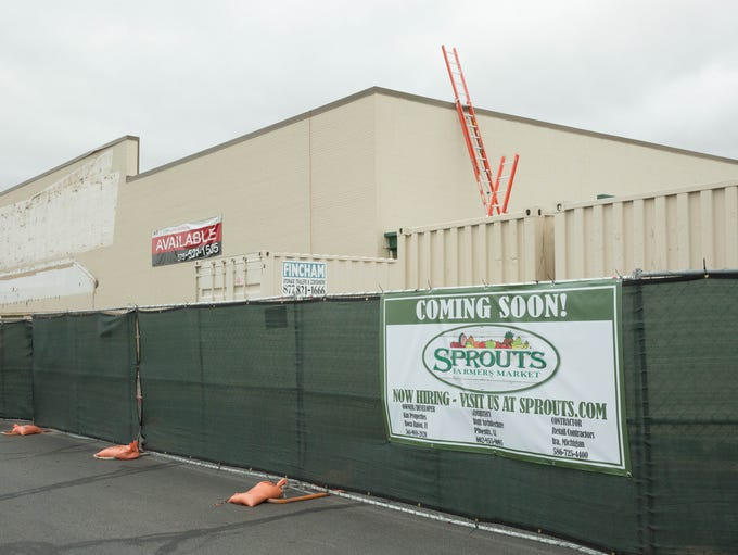 Sprouts: 2350 E. Lohman Ave., the location formerly